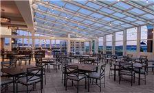 Indoor Rooftop Evening