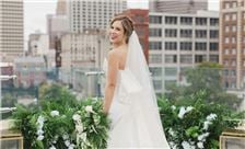 Bride at Lytle Park Hotel